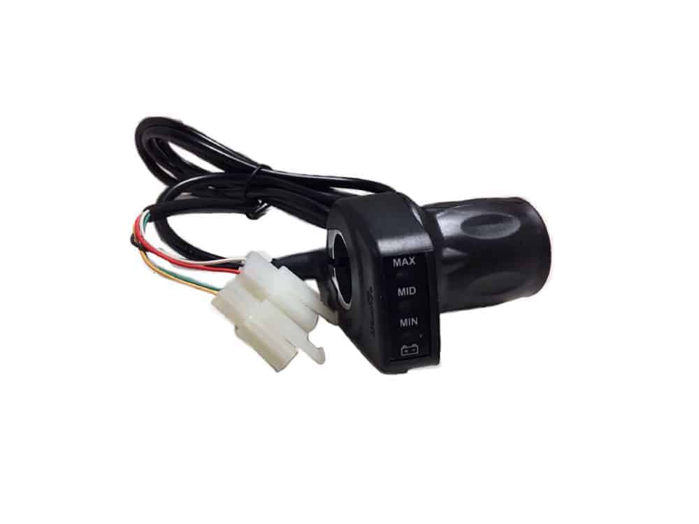 UberScoot/Evo 24v Twist Throttle (2FC)