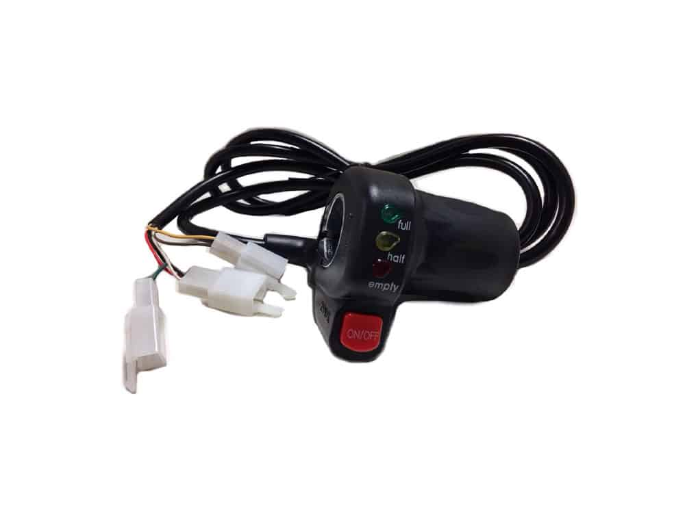 UberScoot/Evo 24v Twist Throttle (3FC)