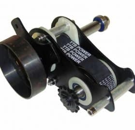 UberScoot Gearbox Assembly (Rx)