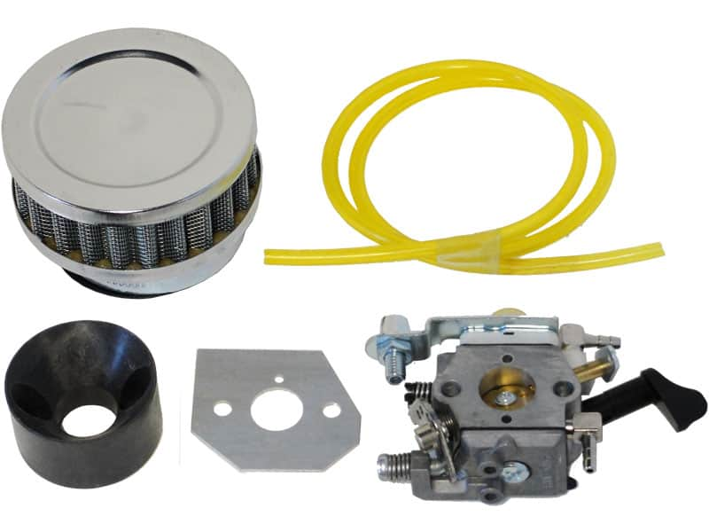 UberScoot Performance Carburetor Air Filter Kit