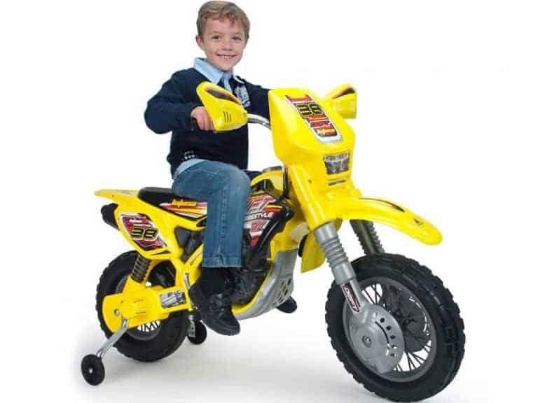 Injusa Drift ZX Dirt Bike 12v