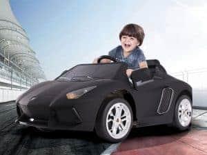 Kalee Lamborghini Aventador LP 700-4 12v Black_2
