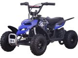 MotoTec 24v 250w ATV Mini Monster v1 Blue_3