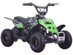 MotoTec 24v 250w ATV Mini Monster v1 Green