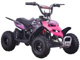 MotoTec 24v 250w ATV Mini Monster v1 Pink