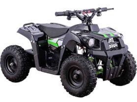 MotoTec 36v 500w ATV Monster v6 Black
