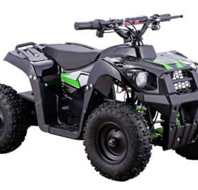 MotoTec 36v 500w ATV Monster v6 Black