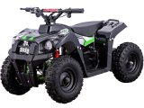 MotoTec 36v 500w ATV Monster v6 Black_2