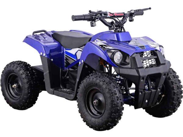 MotoTec 36v 500w ATV Monster v6 Blue