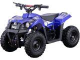 MotoTec 36v 500w ATV Monster v6 Blue_4