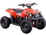 MotoTec 36v 500w ATV Monster v6 Orange