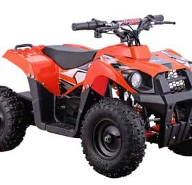 MotoTec 36v 500w ATV Monster v6 Orange