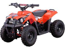 MotoTec 36v 500w ATV Monster v6 Orange_3
