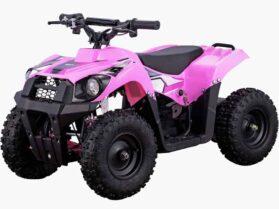 MotoTec 36v 500w ATV Monster v6 Pink_3