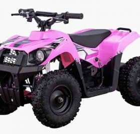 MotoTec 36v 500w ATV Monster v6 Pink_3