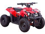 MotoTec 36v 500w ATV Monster v6 Red