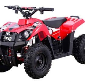 MotoTec 36v 500w ATV Monster v6 Red_4