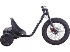 MotoTec Drifter 36v 900w Electric Trike Black_2