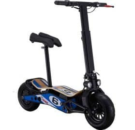 MotoTec MiniMad 800w 36v Lithium Electric Scooter_5