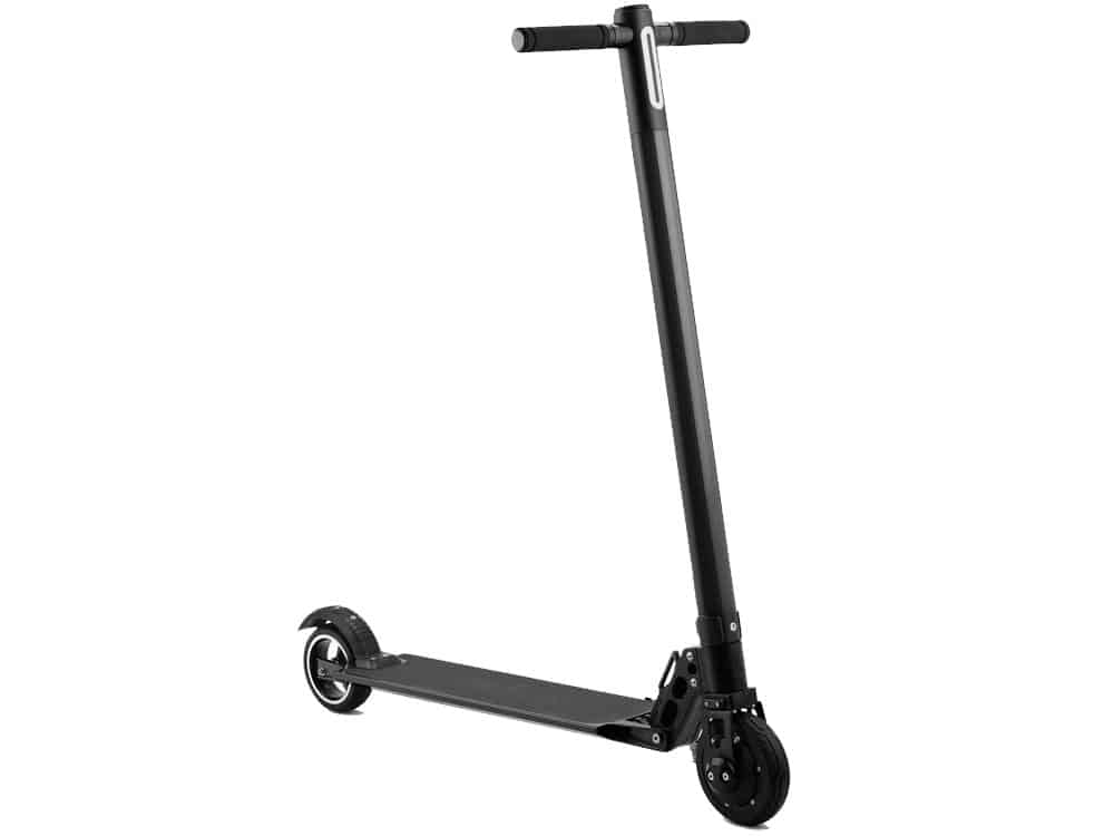 MotoTec Rover 250w Lithium Electric Scooter Black