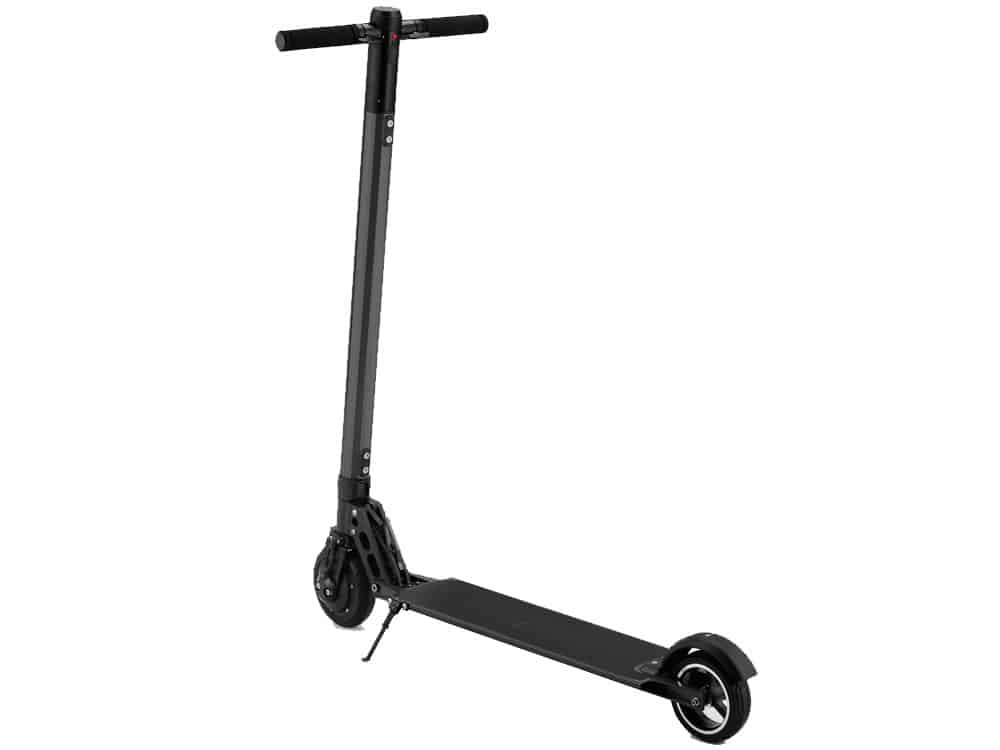MotoTec Rover 250w Lithium Electric Scooter Black_2