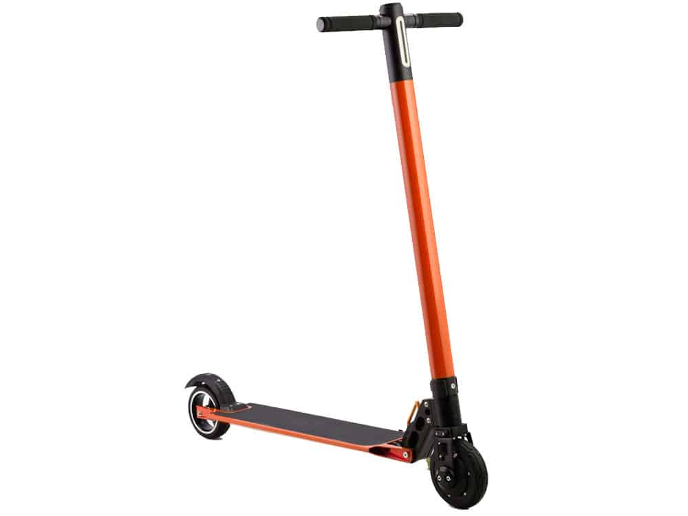 MotoTec Rover 250w Lithium Electric Scooter Orange