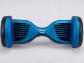 MotoTec Self Balancing 36v 10in Matte Blue_2