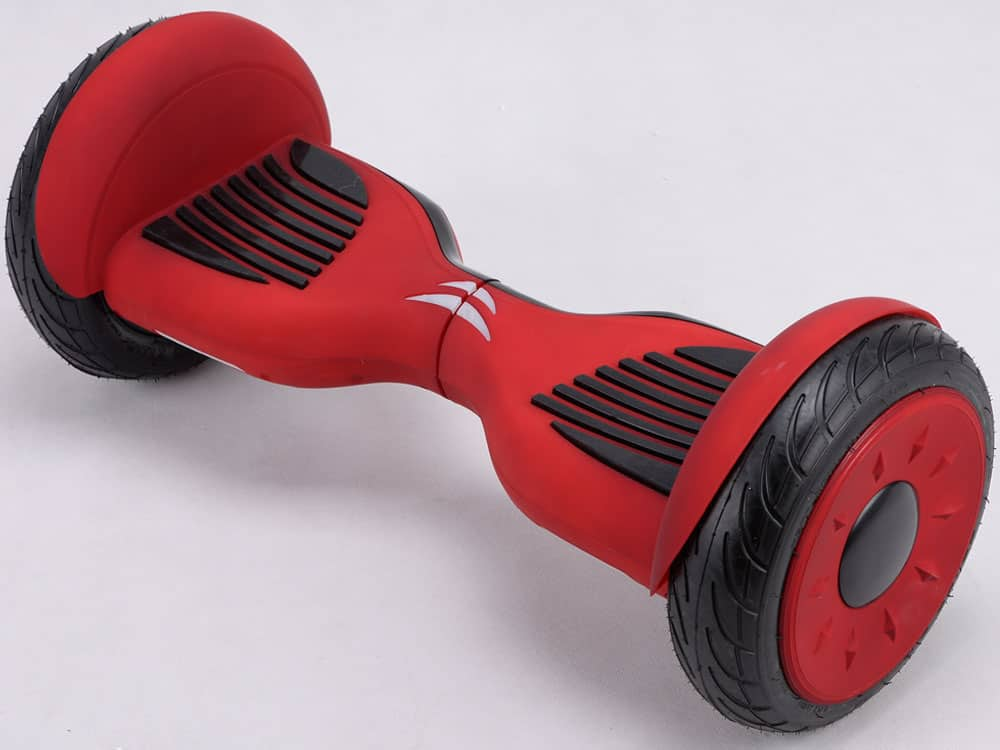 MotoTec Self Balancing 36v 10in Matte Red