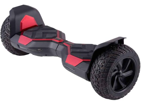 MotoTec Self Balancing Ninja 24v 8.5in Red