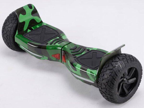 MotoTec Self Balancing Off-Road 36v 8.5in Green Camo