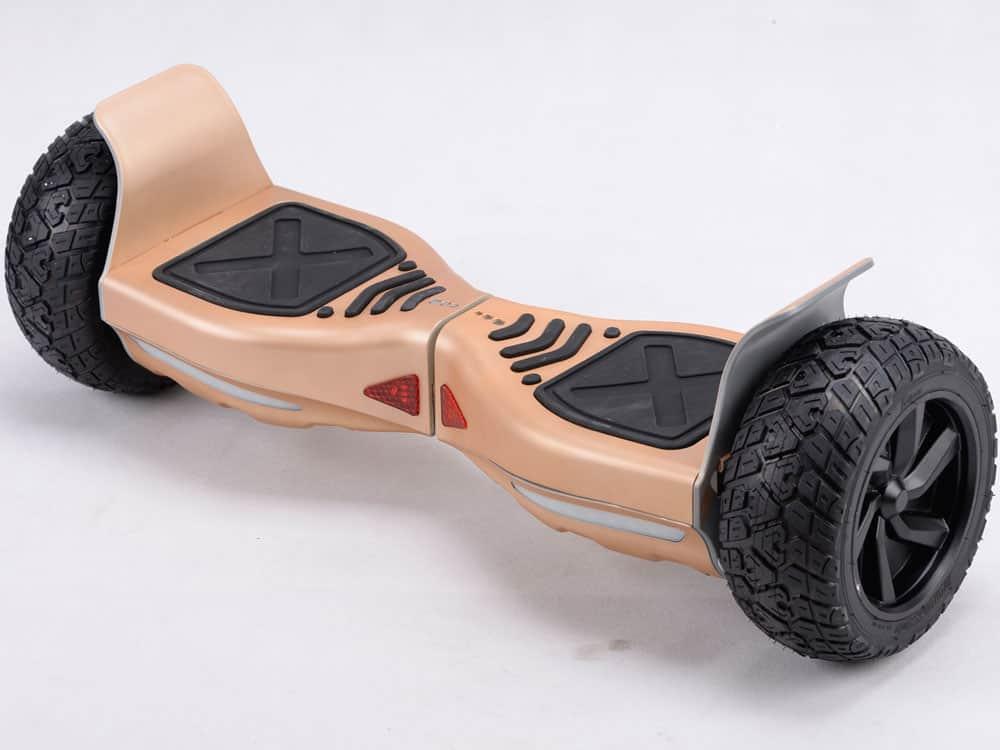 MotoTec Self Balancing Off-Road 36v 8.5in Matte Gold