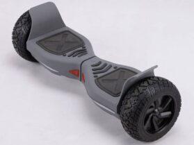 MotoTec Self Balancing Off-Road 36v 8.5in Matte Grey