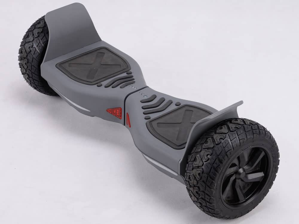 MotoTec Self Balancing Off-Road 36v 8.5in Matte Grey