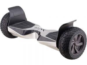 MotoTec Self Balancing Transformer 36v 8.5in Silver