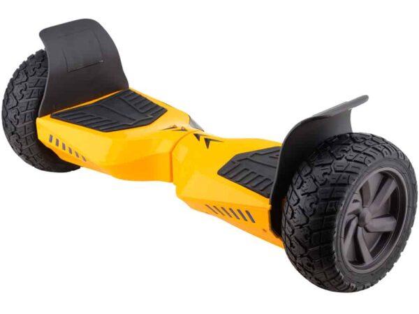 MotoTec Self Balancing Transformer 36v 8.5in Yellow