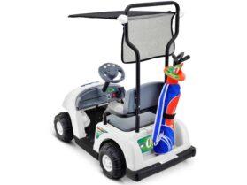 NPL Junior Golf Cart 6v_2