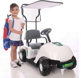 NPL Junior Golf Cart 6v_5