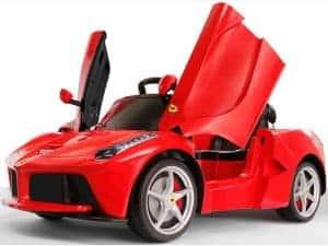 Rastar Ferrari 12v LaFerrari (RC 2.4ghz)_2