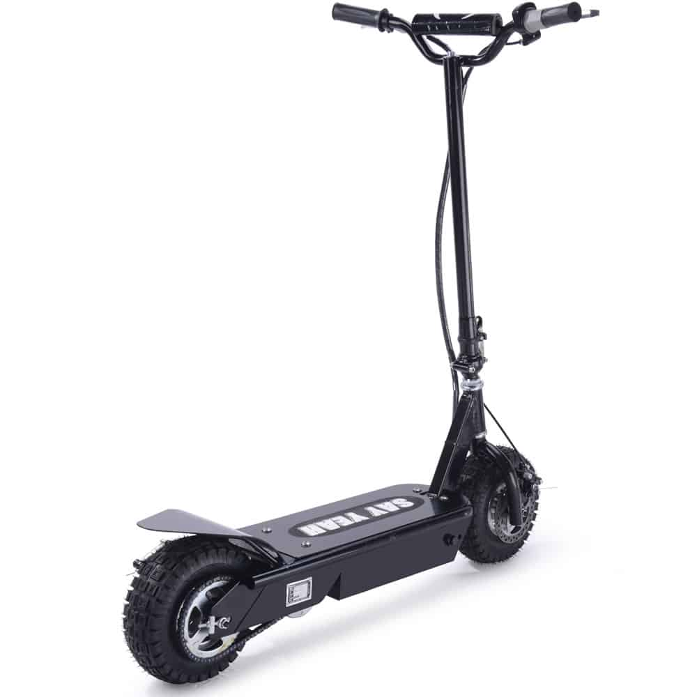 Say Yeah 800w 36v Electric Scooter Black_4