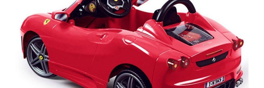 Feber Ferrari F430 6v Car
