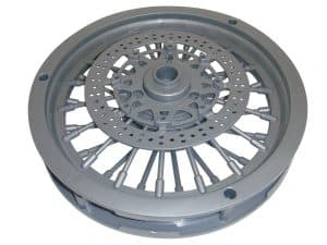 MM-3999B Front Rim Assembly