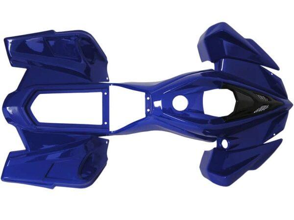 MotoTec ATV - Body (Blue)