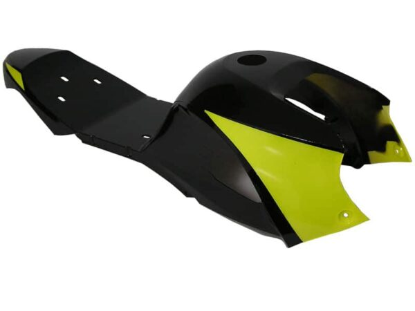 MotoTec ATV - Seat Fairing (Yellow)