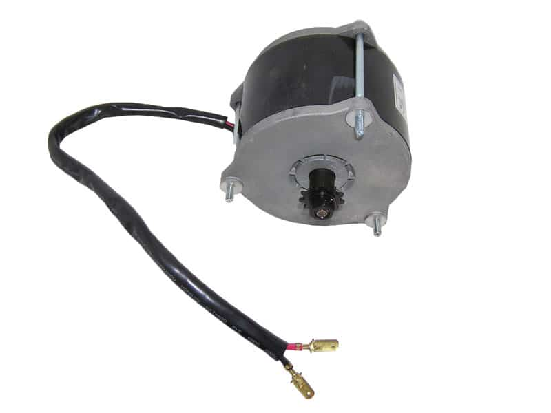 MotoTec Dirt Bike - 24 Volt Electric Motor (500w)