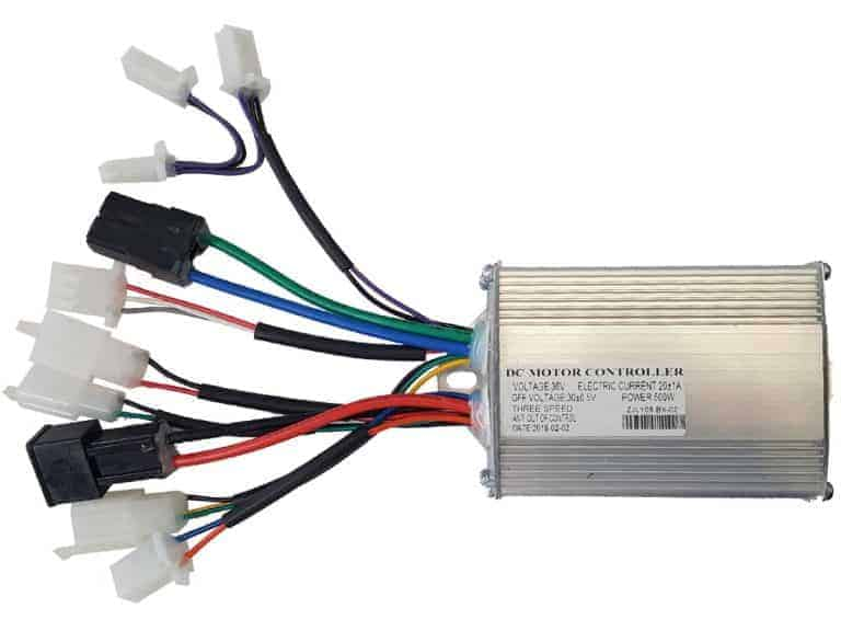 MotoTec Dirt Bike - 36 Volt Controller