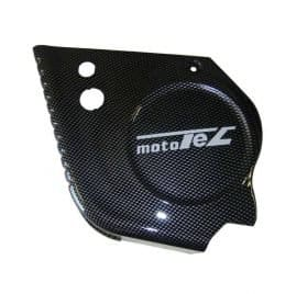 MotoTec Dirt Bike - Engine Fairing Left