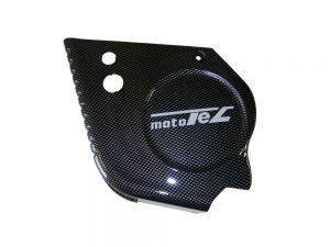 MotoTec Dirt Bike - Engine Fairing Left