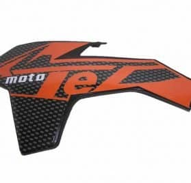 MotoTec Dirt Bike - Left Front Body Panel