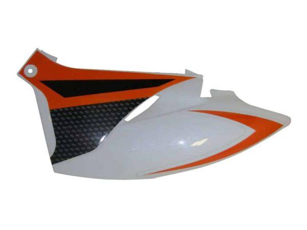 MotoTec Dirt Bike - Side Fairing Left