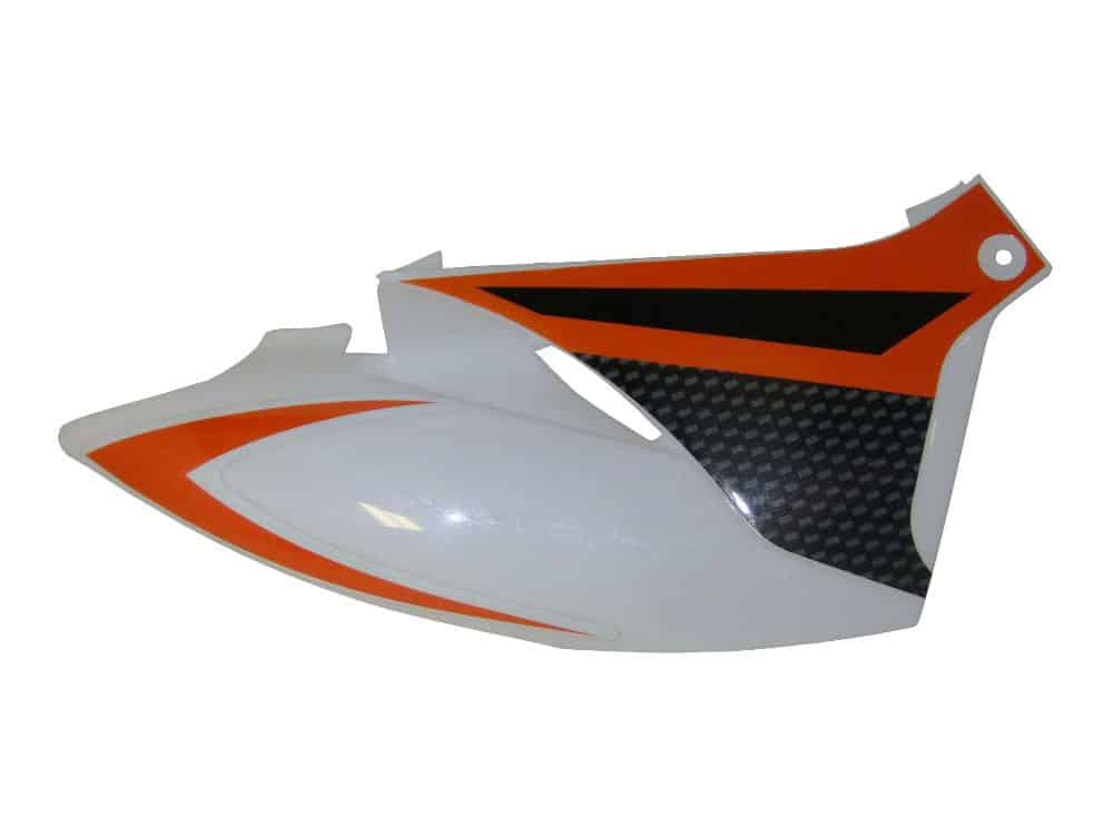MotoTec Dirt Bike - Side Fairing Right